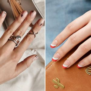 Blank space nails
