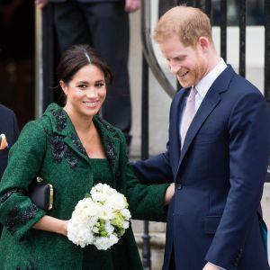 Powstanie film o miłości Meghan Markle i księcia Harry'ego