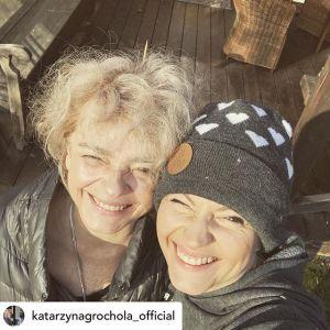Dorota Szelągowska pokazała zdjęcie bez makijażu - jest też jej mama