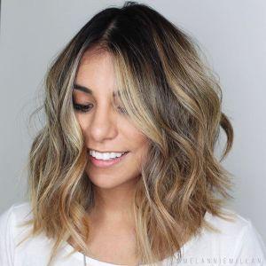 Shaggy lob – najmodniejsza fryzura na wiosnę, której nie będziecie mogły się oprzeć