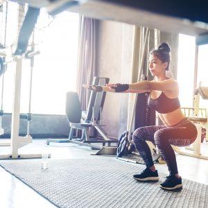 Ćwiczenia angażujące dolną partię ciała