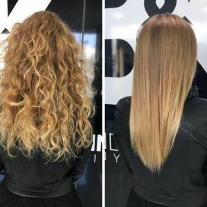Keratynowe prostowanie włosów: jak uzyskać najlepszy efekt i utrzymać go na długo?