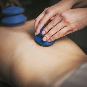 Masaż bańką chińską: Na ból i cellulit