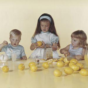 Karmienie niemowląt i starszych dzieci