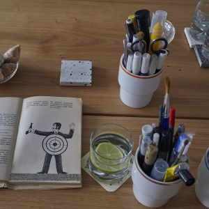"""Polska ilustratorka, Ola Niepsuj: """"Dobrze jest być w życiu wybrednym"""" [WYWIAD]"""