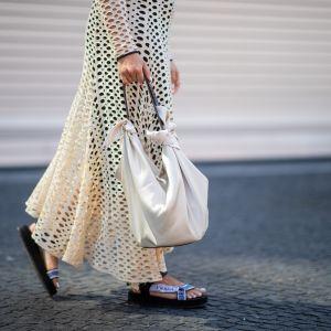 Sandały damskie trendy moda lato 2019