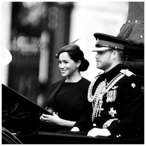 księżna Meghan z Williamem