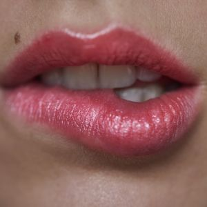 Skóra wrażliwa - usta
