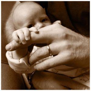 Jest nowe urocze zdjęcie dziecka Meghan Markle i księcia Harry'rego!