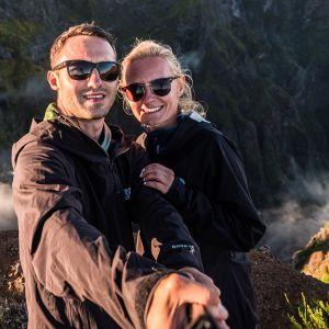 "Anita i Paweł Skowera, prowadzą bloga ""101 Countries Before 50"""