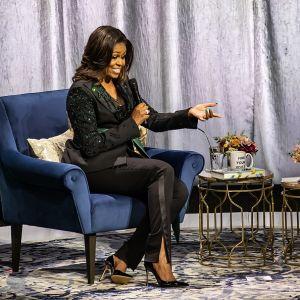 Michelle Obama - najbardziej podziwiana kobieta na świecie