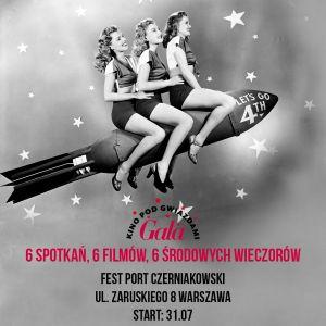 Gala kino pod gwiazdami