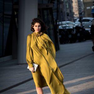 'Tent dress' gorącym trendem na jesień 2019
