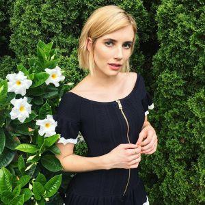 Emma Roberts: dwuetapowe oczyszczanie