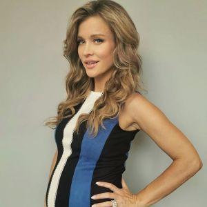 Joanna Koroniewska w ciąży