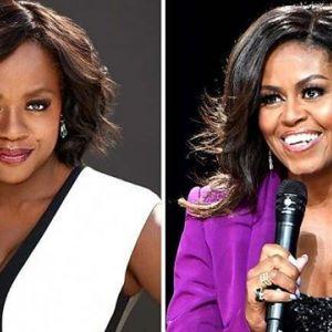 """Viola Davis jako Michelle Obama w serialu """"Pierwsze damy"""""""