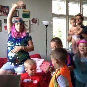"""Kobiety w ciąży podjęły wyzwanie """"Baby Mama Dance Challenge"""""""