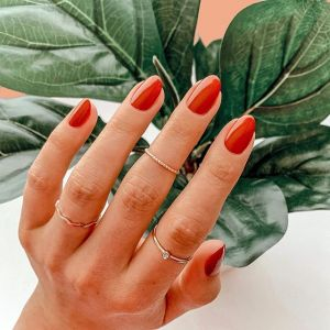 Terracotta Nails