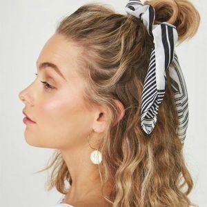 Karbowane włosy