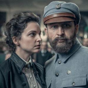 """Kadr z filmu """"Piłsudski"""""""