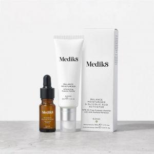 Krem matujący balance moisturizer i aktywator kwasu glikolowego