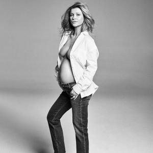 Joanna Krupa w ciąży