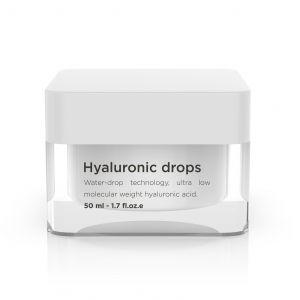 Fusion Mesotherapy - Hyaluronic Drops krem  z kwasem hialuronowym