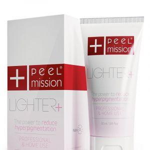 Krem Lighter + Peel Mission na przebarwienia, ok. 150 zł