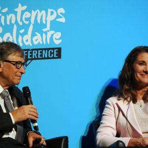 Melinda Gates i Bill Gates