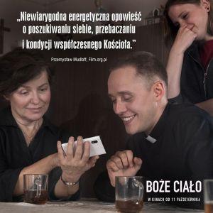 """Nominacje Oscary 2020: Film """"Boże Ciało"""" Jana Komasy"""