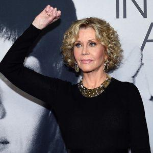 Jane Fonda aresztowana w Waszyngtonie