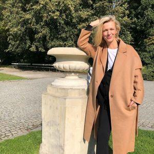Magda Mołek - jesienna stylizacja