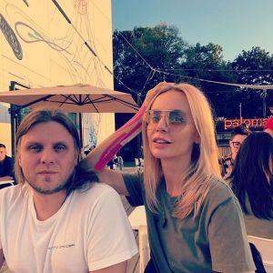 Agnieszka Woźniak-Starak i Piotr Starak