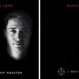 Kygo and Whitney Houston - Higher Love: Platforma muzyczna usunęła wszystkie wizerunki kobiet artystek