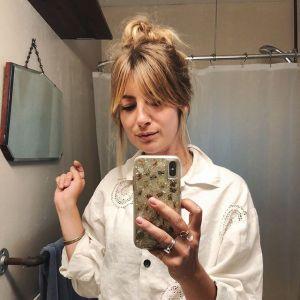 Odmładzające fryzury: grzywka