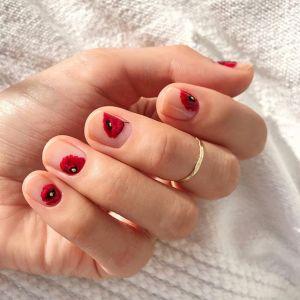 Modne wzorki na paznokcie jesień 2019