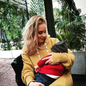 Olga Kalicka pokazuje życie mamy na Instagramie