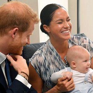 Książę Harry z rodziną