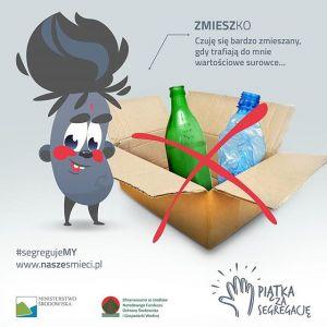 """""""Piątka za segregację"""" - ruszała kampania Ministerstwa Środowiska"""