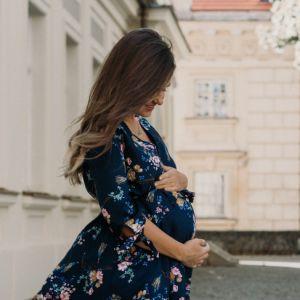 Sukienka ciąża & karmienie