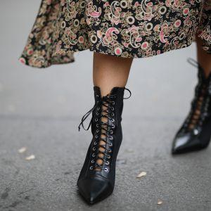 Botki i buty na zimę 2019: trendy moda 2019 na Black Friday