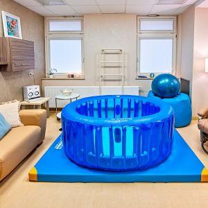 Centrum Porodów Naturalnych w szpitalu Św. Rodziny na Madalińskiego