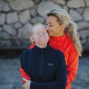 Martyna Wojciechowska z adoptowaną córką