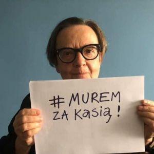 #MuremZaKasią