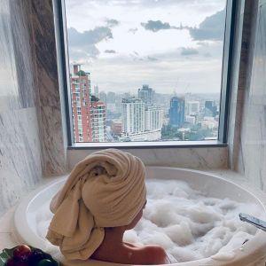 Prezent dla teściowej - aromaterapeutyczna kąpiel
