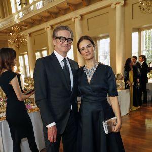Colin Firth rozstał się z żoną Livią Giuggioli po dwudziestu latach