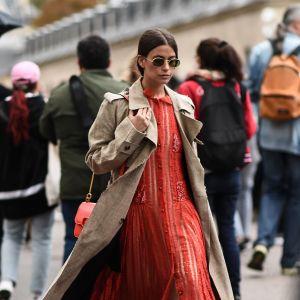 Czerwone sukienki święta i sylwester 2019