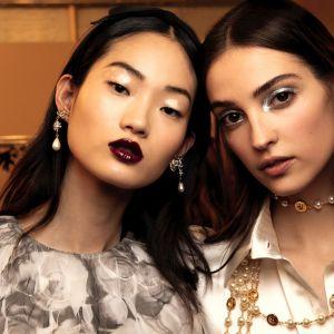 Makijaż na święta i Sylwestra z pokazu Chanel Metiers d'Art