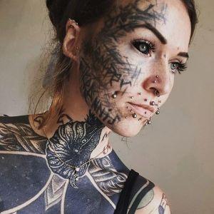 Tatuaż oka