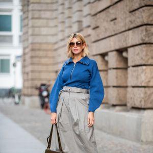 Trendy moda 2020: klasyczny niebieski Classic Blue Pantone